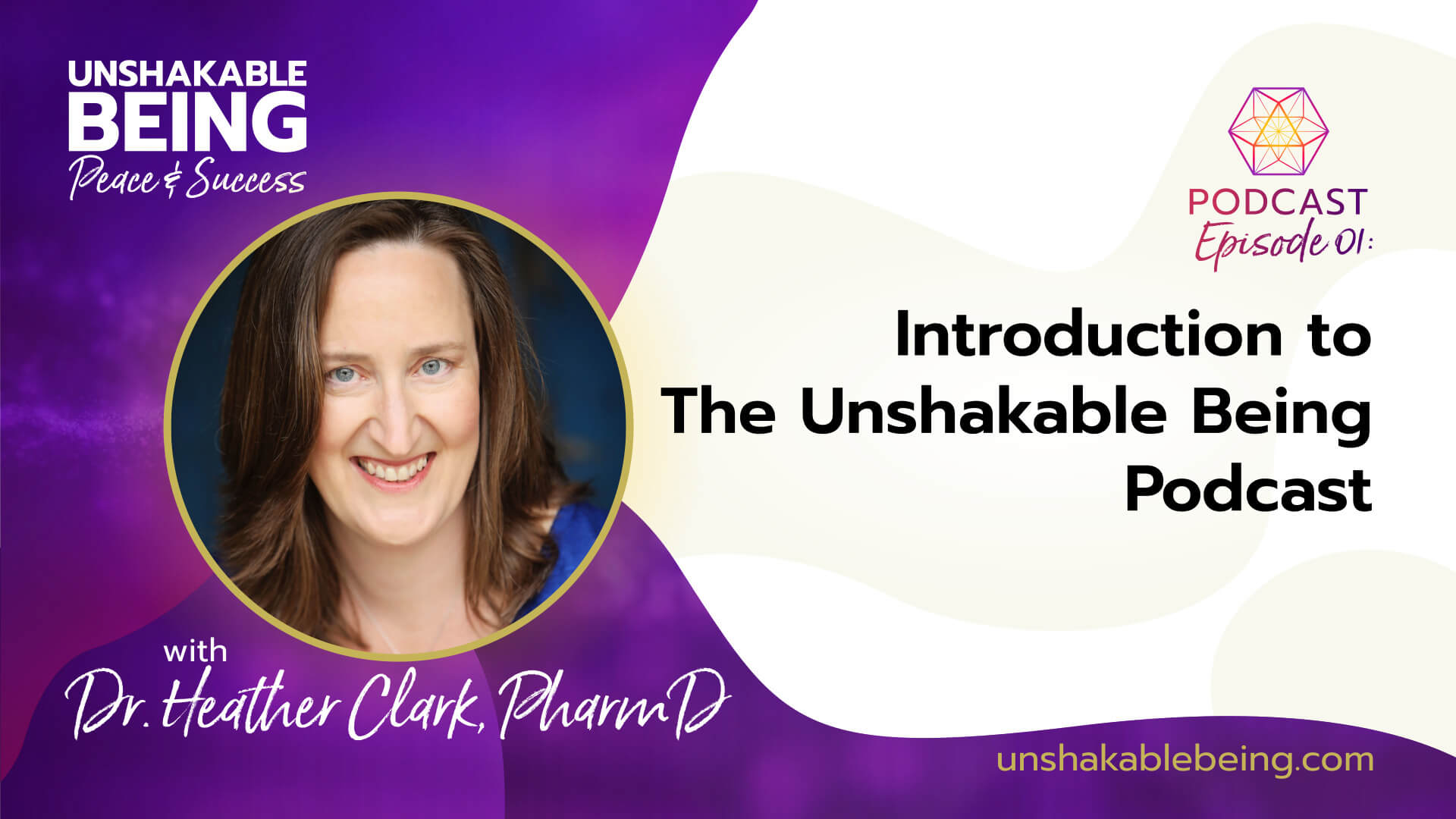Intro to the Unshakable Being Podcast