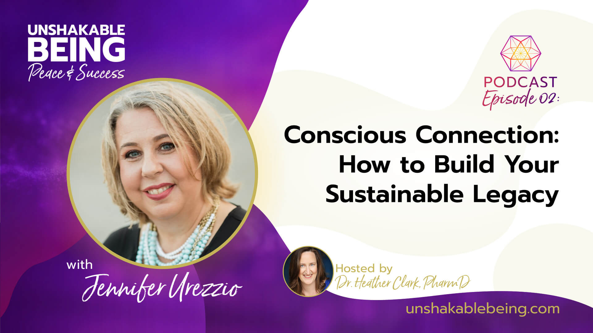 Conscious Connection: How to Build Your Sustainable Legacy with Jennifer Urezzio