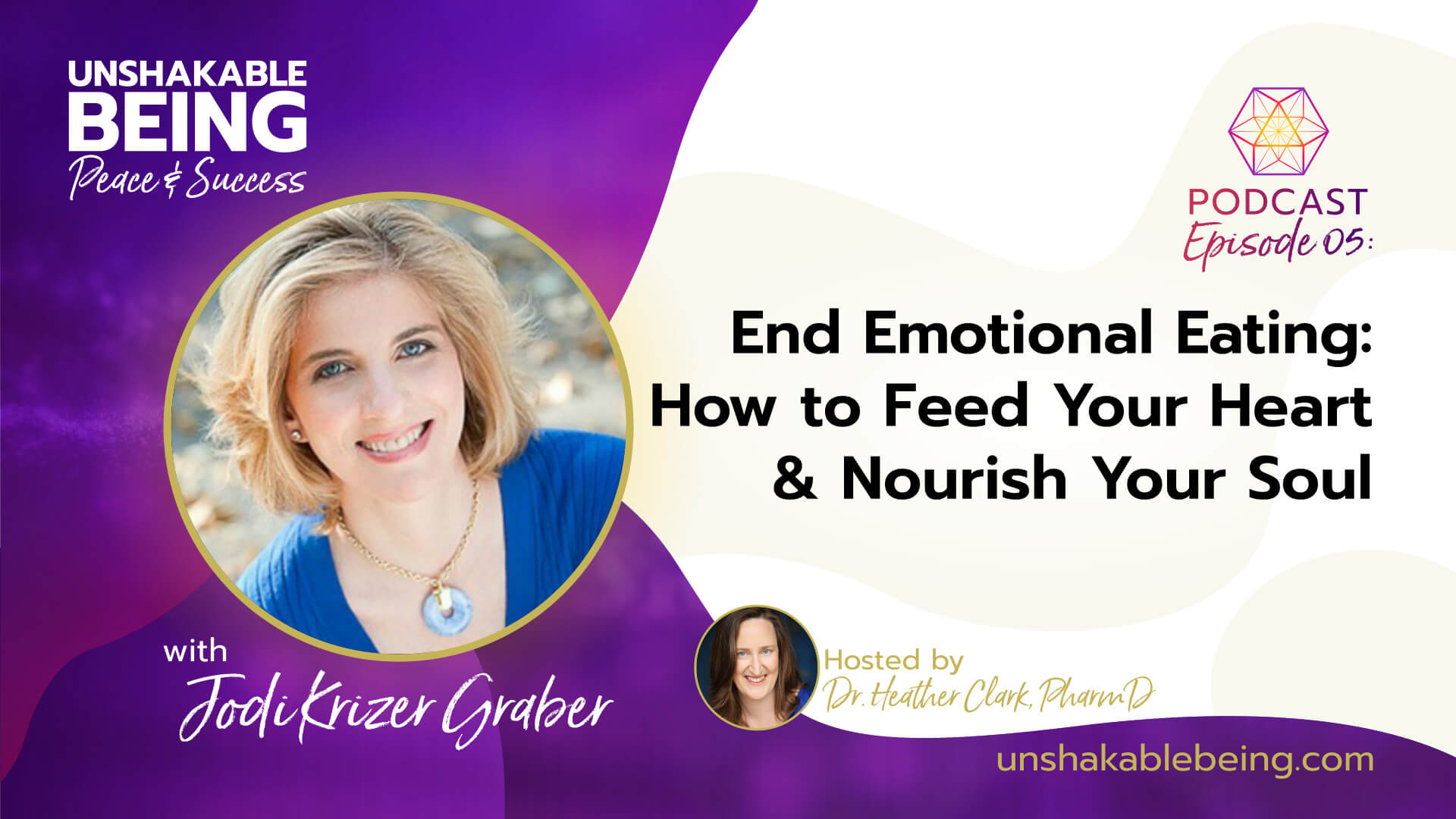 End Emotional Eating: How to Feed Your Heart & Nourish Your Soul | Jodi Krizer Graber