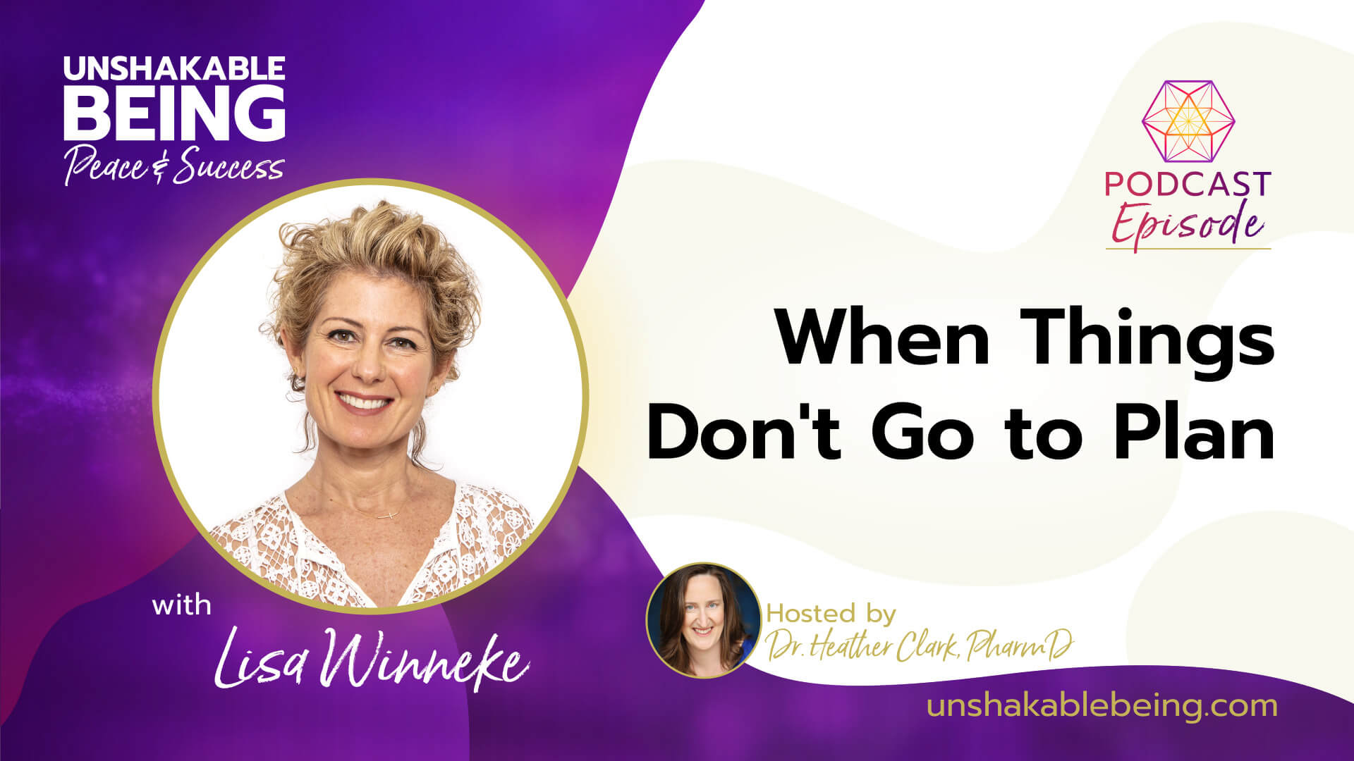 When Things Don't Go to Plan | Lisa Winneke