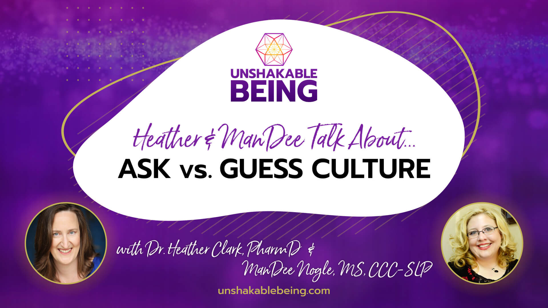 Ask vs. Guess Culture on Heather & ManDee Talk About...