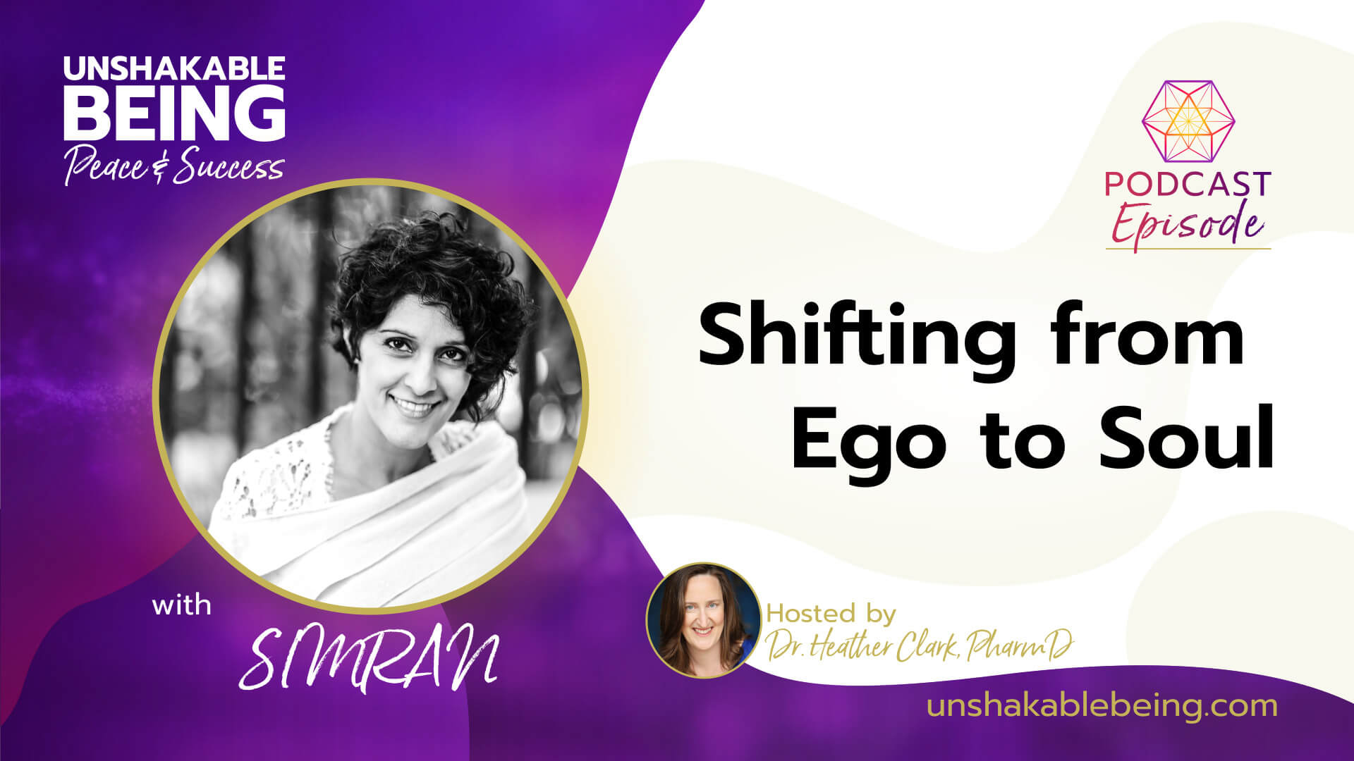 Shifting from Ego to Soul | SIMRAN