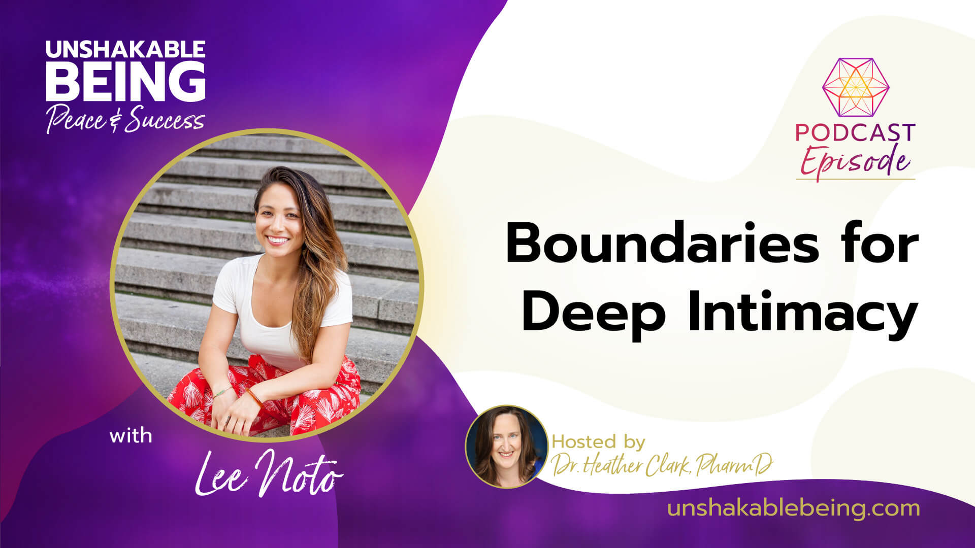 Boundaries for Deep Intimacy | Lee Noto
