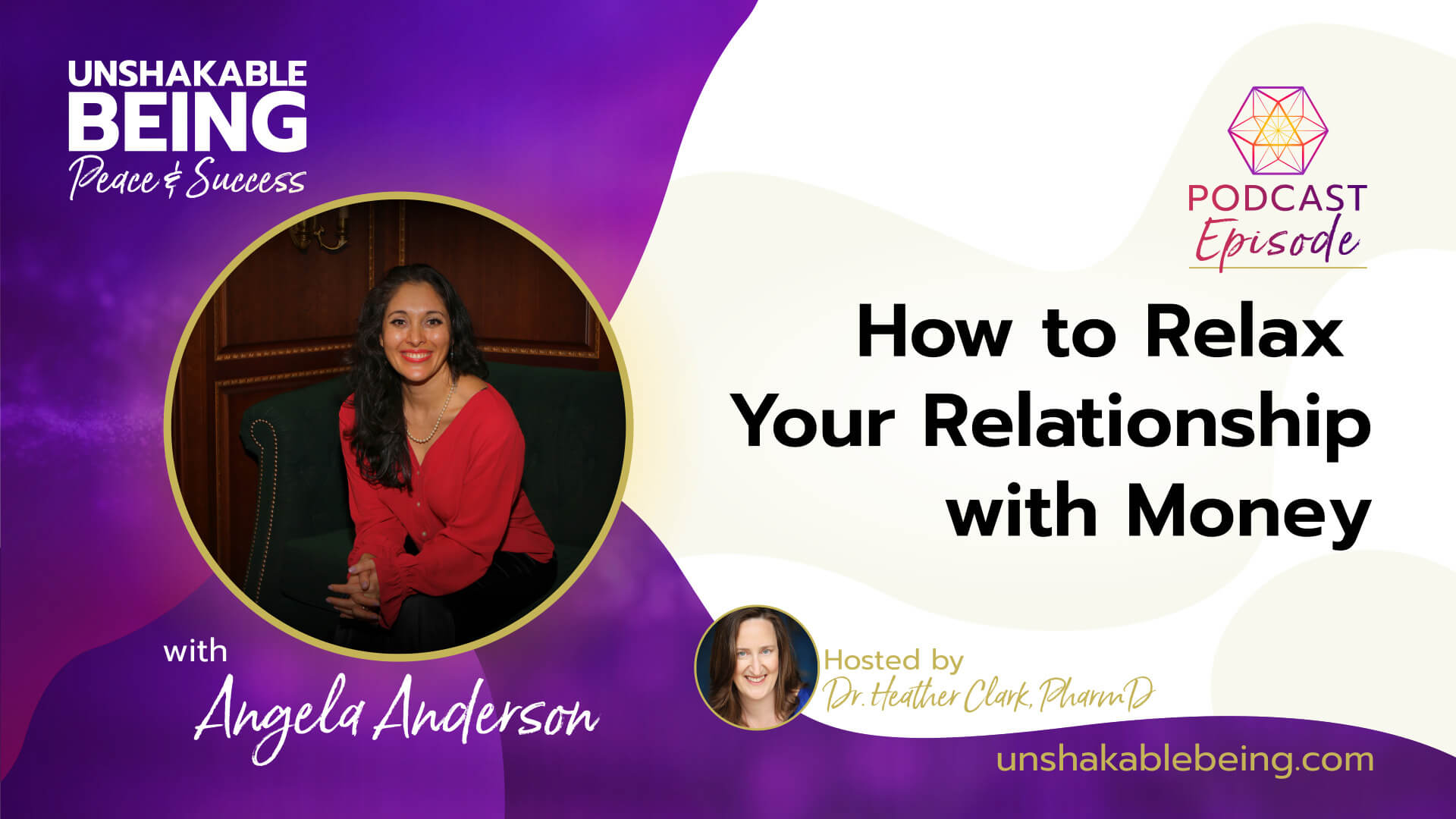 How to Relax Your Relationship with Money | Angela Anderson