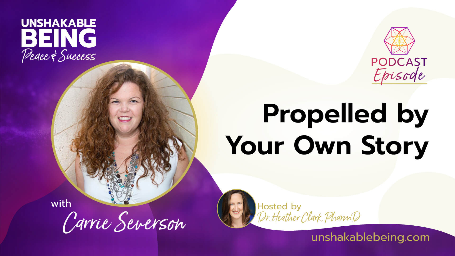 Propelled by Your Own Story | Carrie Severson