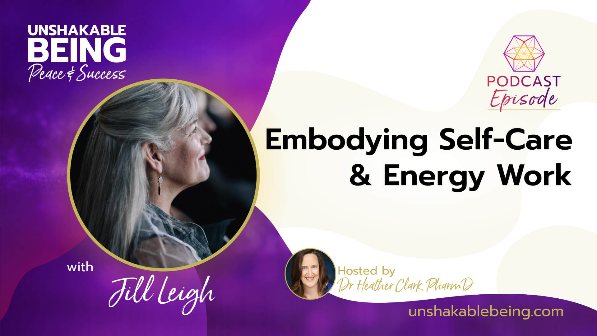 Embodying Self-Care and Energy Work | Jill Leigh